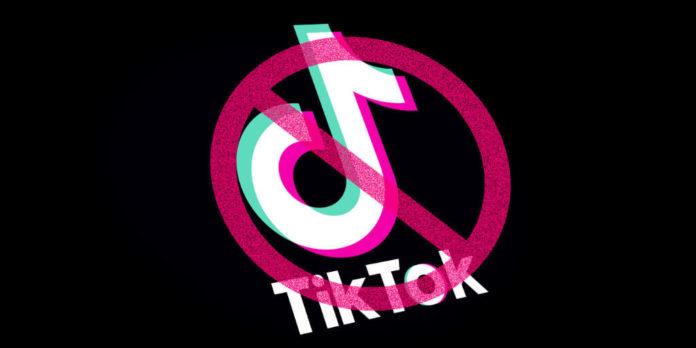Запретить в России TikTok