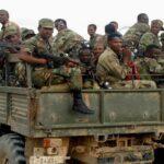 Священник и почти 30 прихожан погибли, от рук боевиков