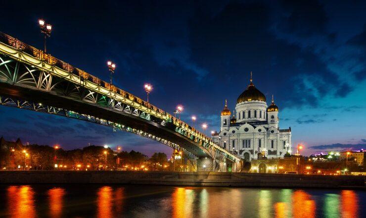в 23.30 1 мая 2021 На федеральных телеканалах и портале Патриархия.ru состоится прямая трансляция Пасхального богослужения в Храме Христа Спасителя